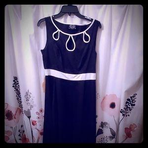 Hearts and Roses peekaboo dress